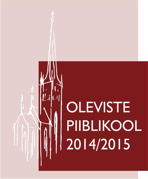 Oleviste Piiblikool 2014